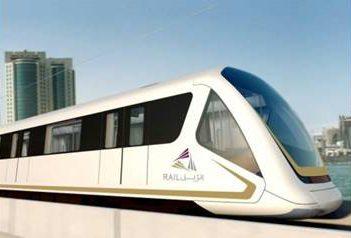 6. Qatar Metro